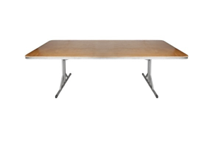 Photograph of Banquet Trestle Table