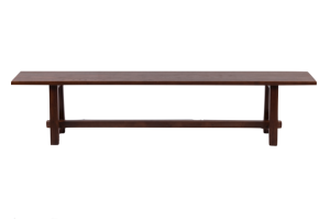 Photograph of Bench Seat Walnut
