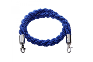 Photograph of Bollard Rope Blue