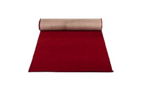 Photograph of Carpet Runner Red