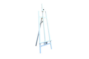 Photograph of Easel White Wooden