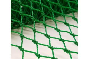 Photograph of Green Fishing Net Large