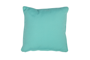 Photograph of Light Aqua Cushion – 35cmSQ