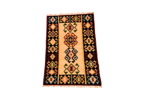 Photograph of Moroccan Style Carpet Runner – 1.5mL x 1mW
