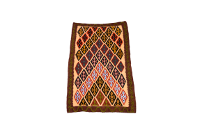 Photograph of Moroccan Style Carpet Runner – 1.6mL x 1mW