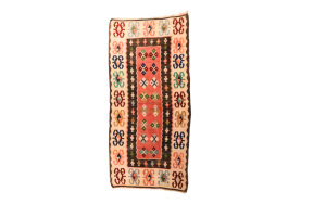Photograph of Moroccan Style Carpet Runner – 2mL x 1mW