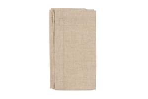 Photograph of Napkin Natural Linen Look