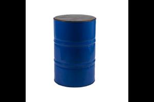Photograph of Oil Barrel Blue – 60cmD x 90cmH