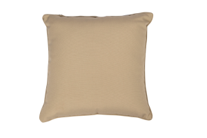 Photograph of Taupe Nylon Cushion – 35cmSQ
