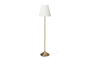 Photograph of Arstid Brass Floor Lamp 36cmW x 155cmH