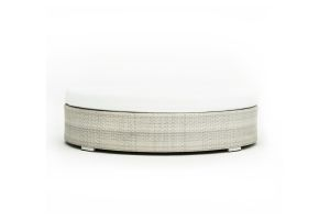 Photograph of Hamptons XL Circular Day Bed – 1.66mD x 45cmH