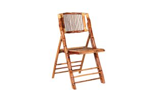 Photograph of Bamboo Chair Folding