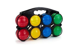 Photograph of Bocce Ball Yard Game – 4 Colour