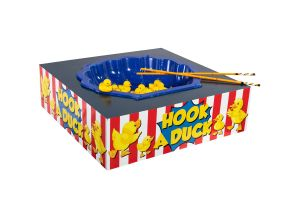 Photograph of Hook a Duck Game