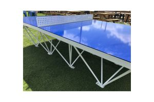 Photograph of Ping Pong Table