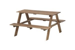 Photograph of Childrens Picnic Table