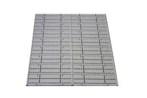 Photograph of Pro flooring White – 6m x 3m