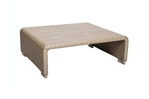 Photograph of Rattan Platinum Coffee Table Large