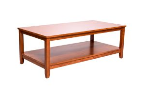Photograph of Wooden Coffee Table
