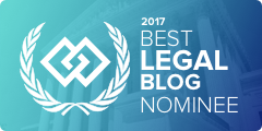 2017 Best Legal Blog Contest