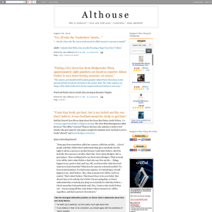 Althouse Blog