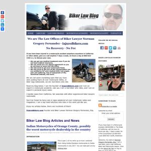 Biker Law Blog