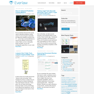 The Everlaw Blog