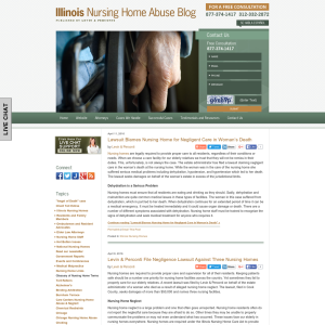 Illinois Nursing Home Abuse Blog