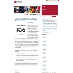 FDA ConneKTion