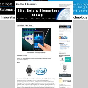 Bits, Bots & Biomarkers