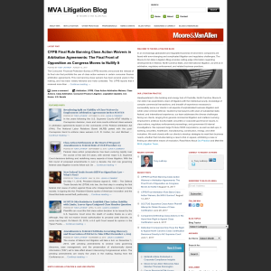 MVA Litigation Blog