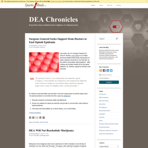 DEA Chronicles