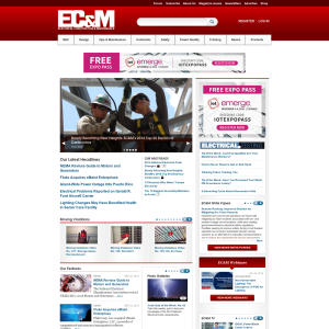 Electrical Construction & Maintenance (EC&M) Magazine