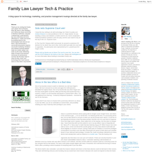 Family Lawyer Tech & Practice