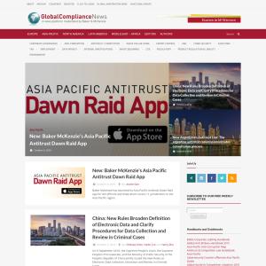 Global Compliance News