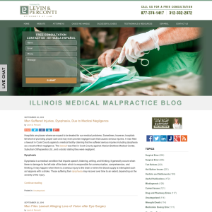 Illinois Medical Malpractice Blog