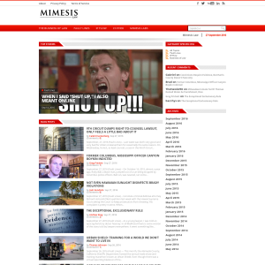 Mimesis Law