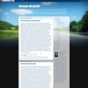 Orlando Mediator