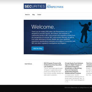 Securities Law Perspectives