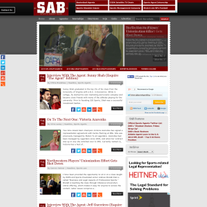 Sports Agent Blog