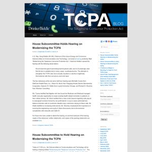 TCPA Blog