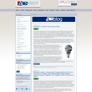 ACSBlog
