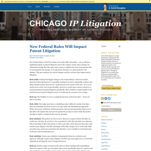 Chicago IP Litigation