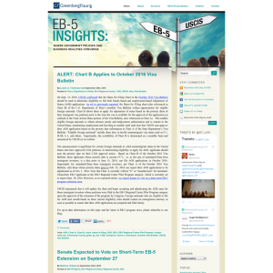 EB-5 Insights