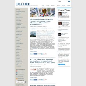 FDA Life Blog