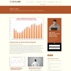 GigaLaw Blog