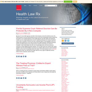 Health Law Rx