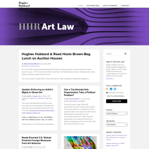 HHR Art Law