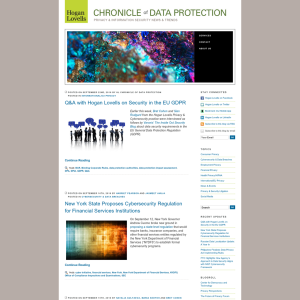 HL Chronicle of Data Protection