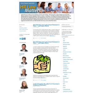 HR Law Matters